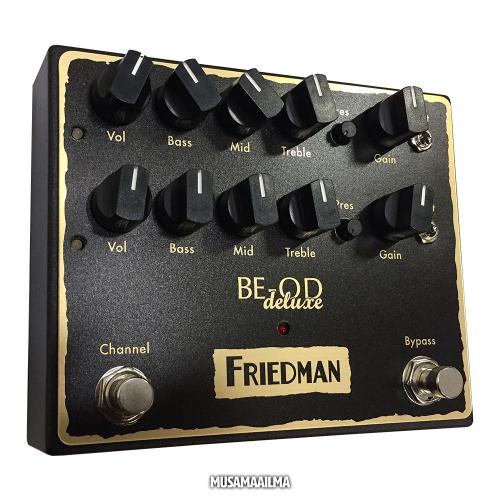 Friedman BE-OD Deluxe Efektipedaali
