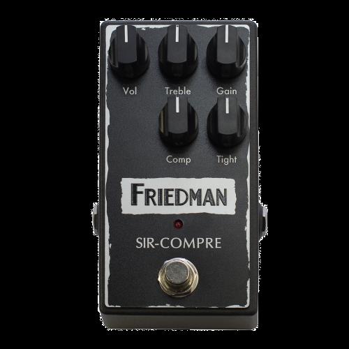 Friedman Sir-Compre Effects Pedal