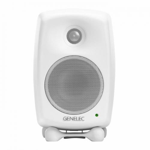 GENELEC 8020D White Active Studio Monitor