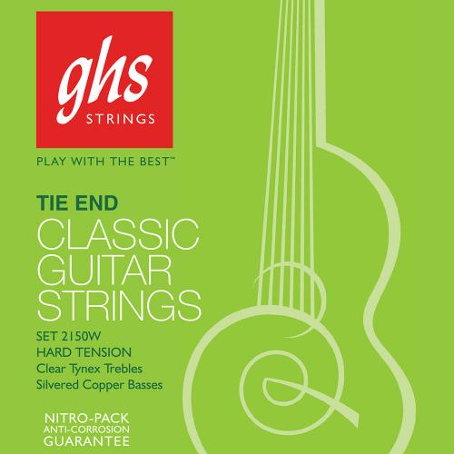 GHS Classic 2150W Hard Tension 28-43 Klassisen kitaran kielisetti