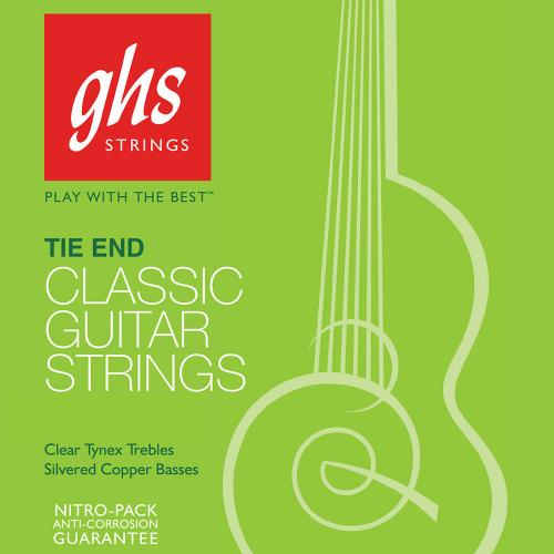 GHS Classic T3W Klassisen kitaran irtokieli G