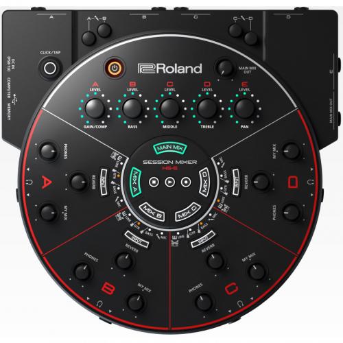 ROLAND HS-5 Session mixer Digitaalinen mikseri
