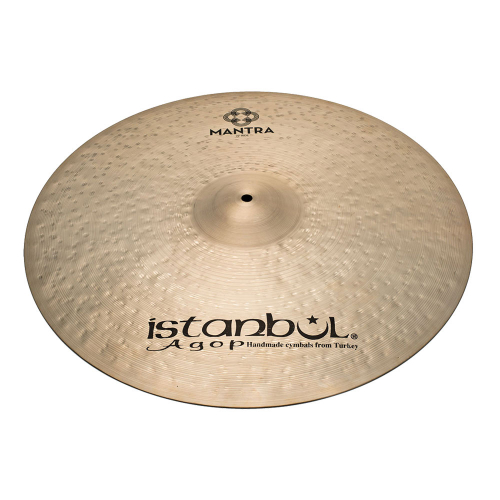 "ISTANBUL Cindy Blackman Signature Mantra Ride 22"" Cymbal"