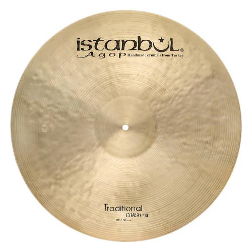 Istanbul Traditional Crash Ride 20 Cymbal