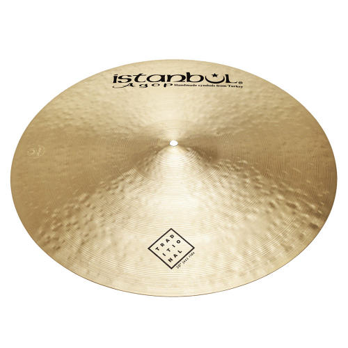 """Istanbul Traditional Jazz Ride 20"""" Cymbal"""