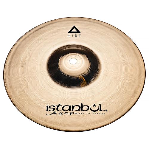 "ISTANBUL Xist Brilliant Splash 10"" Cymbal"