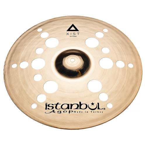 "ISTANBUL Xist ION Crash 16"" Cymbal"