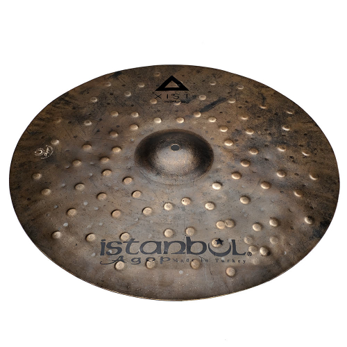 Istanbul Xist Dry Dark Crash 17 Cymbal