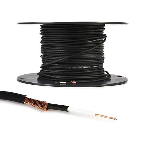 Lava Cable Tightrope Cable Black Bulk