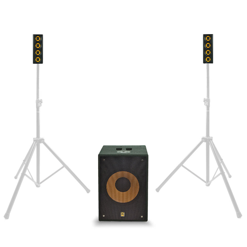 MarkAudio Ergo System 1S 121