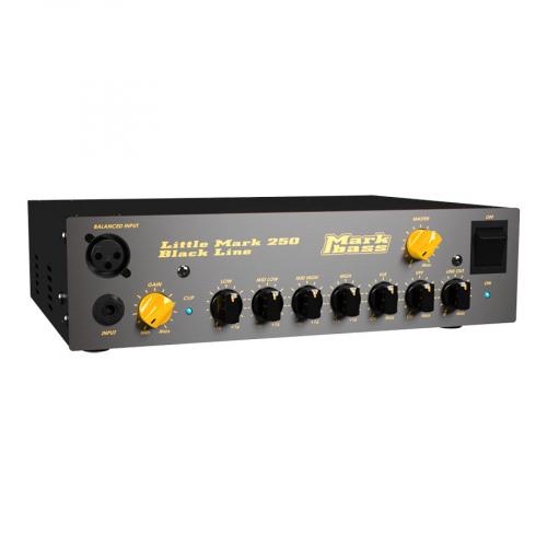MARKBASS Little Mark 250 Black Line Bass Amplifier