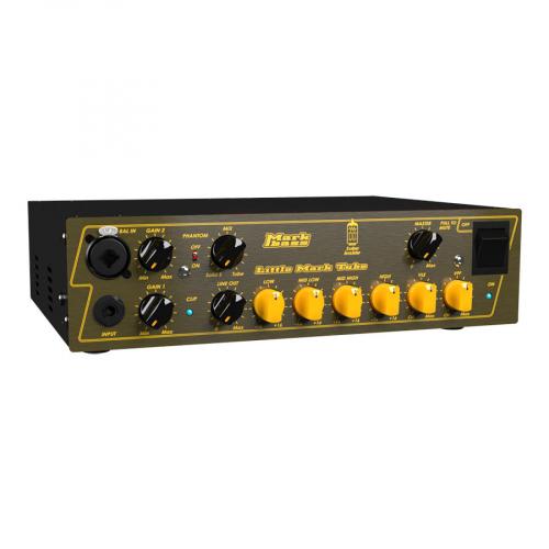MARKBASS Little Mark Tube Bass Amplifier