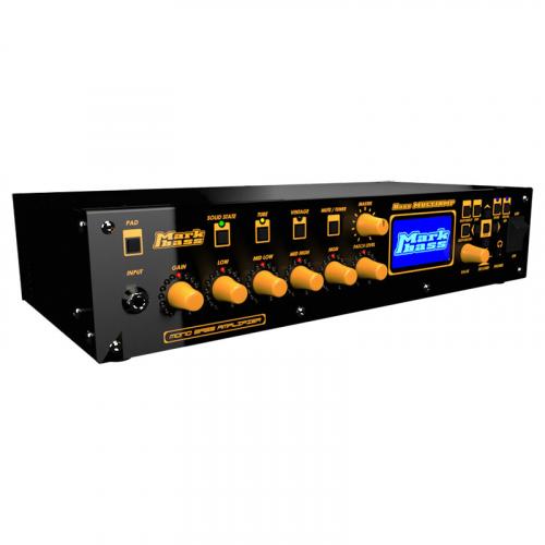 MARKBASS Bass Multiamp Mono Bass Amplifier & Effects Processor