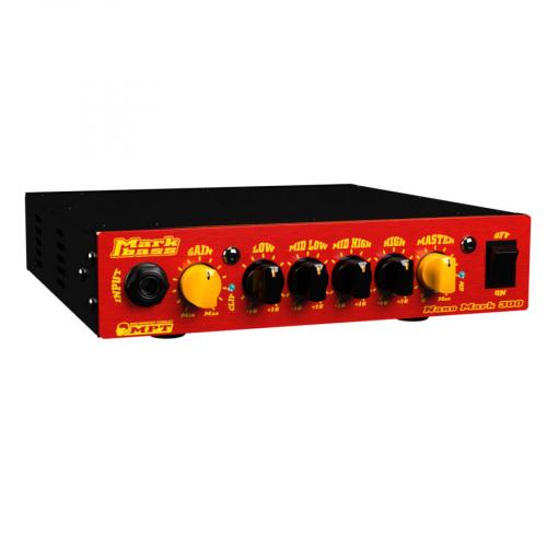 MARKBASS Nano Mark 300 Bass Amplifier