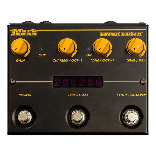 MARKBASS Super Synth Effects Pedal