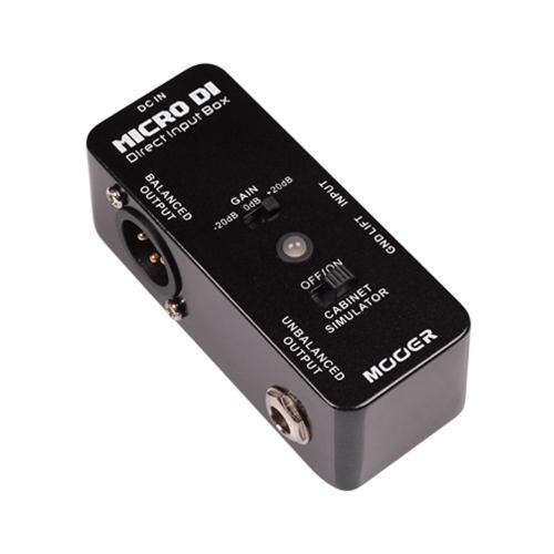 MOOER Micro DI boxi