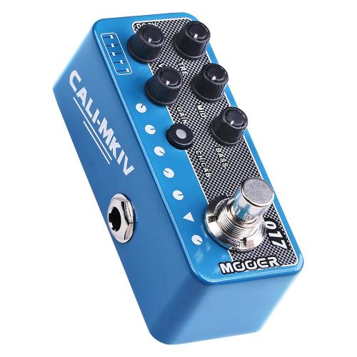 Mooer Micro Preamp 017 Cali MK IV Pedal