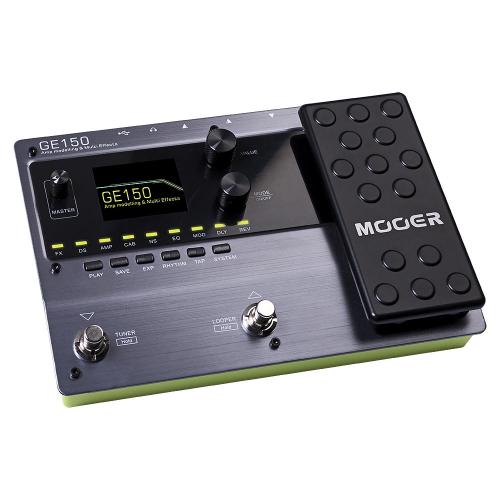 Mooer GE150 Multiefektipedaali