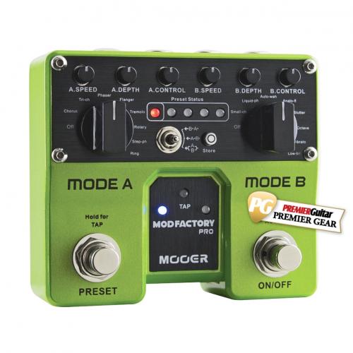 Mooer Mod Factory Pro Effects Pedal