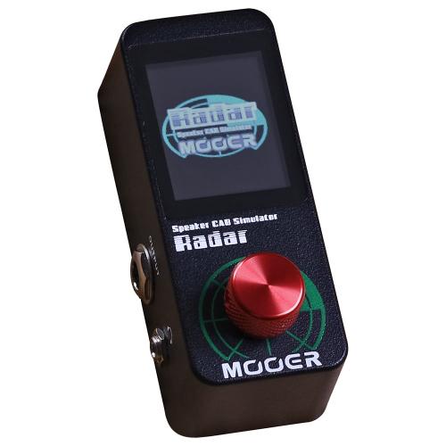 Mooer Radar Speaker Cab Simulator Pedal