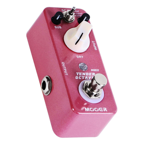 Mooer Tender Octaver MKII Effects Pedal