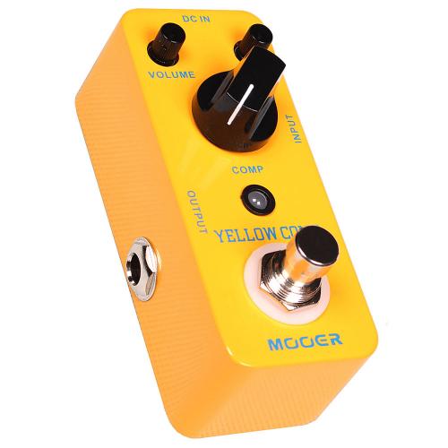 MOOER Yellow Comp Efektipedaali