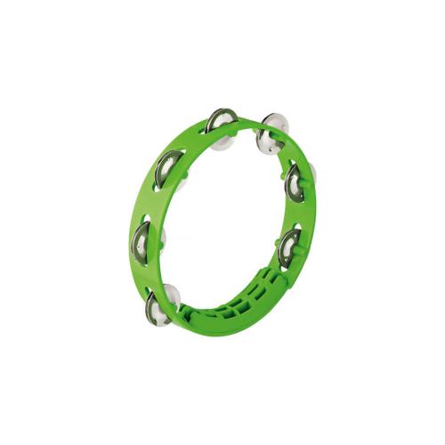 """NINO 49GG Tambourine 8"""", Grass Green"""