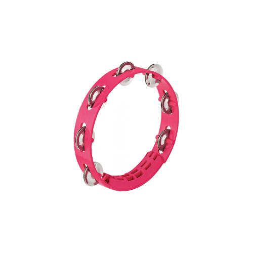 """NINO 49SP Tambourine 8"""", Pink"""