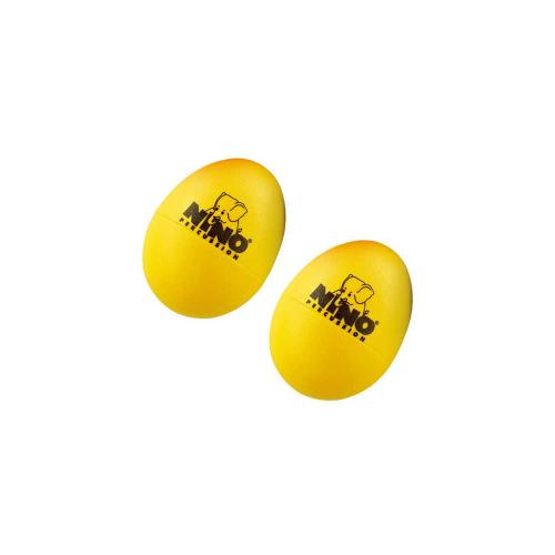 NINO 540Y-2 Egg Shaker Set (2), Yellow