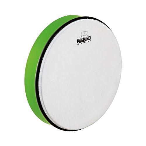 """NINO 6GG Hand Drum 12"""", Grass Green"""