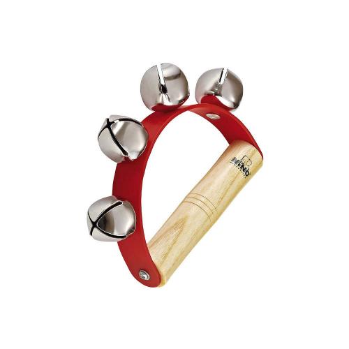 NINO 962 Kulkuset 4 kellolla, punainen