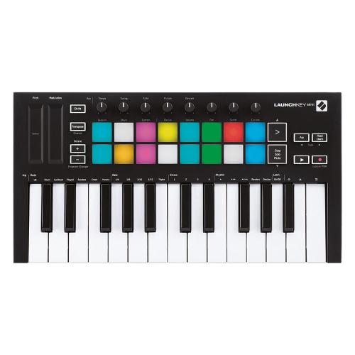 Novation Launchkey Mini MK3 Keyboard