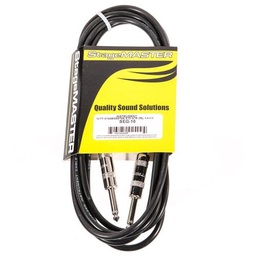 ProCo SEG-10 StageMASTER Instrument Cable 3m
