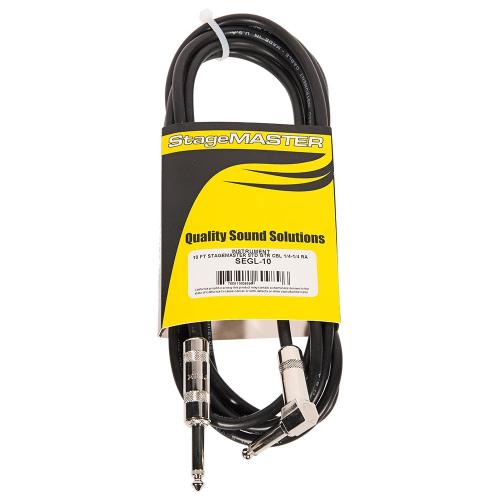 ProCo StageMASTER SEGL-10 Instrument Cable 3m
