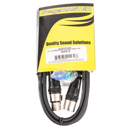 ProCo StageMASTER SMM-5 Mikrofonijohto 1.5m