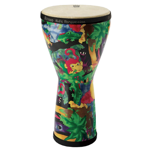"""Remo Kids Percussion Djembe 8"""" Drum"""