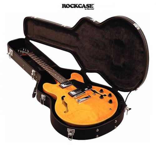 Rockbag Hollow Body Guitar Hard Case
