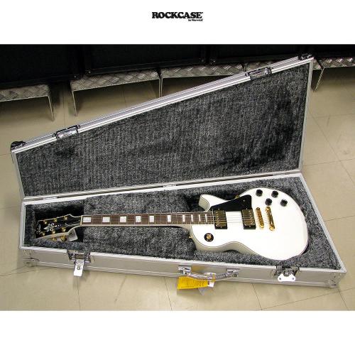Rockbag Les Paul Aluminum Guitar Flight Case