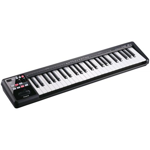 Roland A-49 Black MIDI-koskettimisto