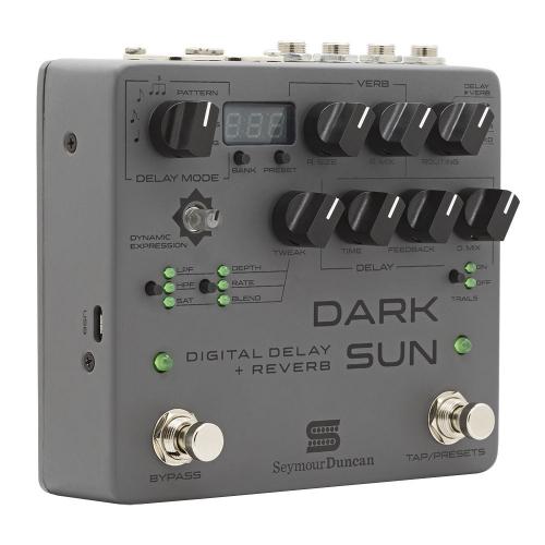 Seymour Duncan Dark Sun Digital Delay & Reverb Pedal