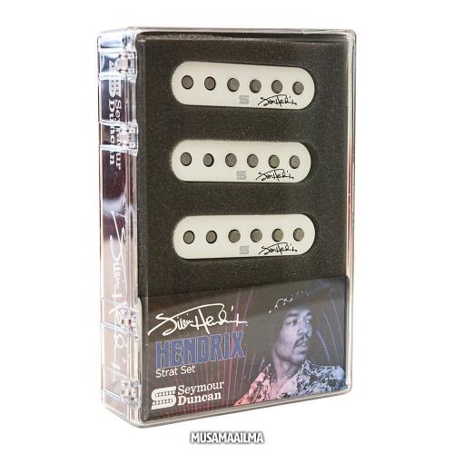 Seymour Duncan Jimi Hendrix Signature Strat Pickups Set