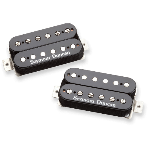 Seymour Duncan Mayhem SH-6 Set Black Guitar Pickups