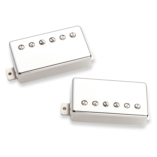 Seymour Duncan Pearly Gates Set Nickel Cover Guitar Pickups