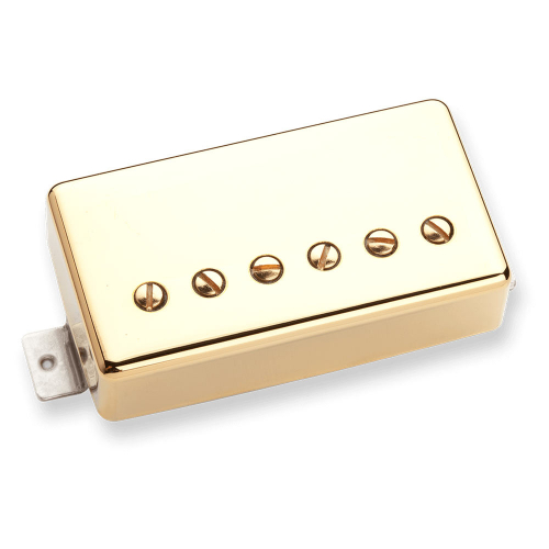 Seymour Duncan Pearly Gates Bridge Gold Cover SH-PG1B Guitar Pickup