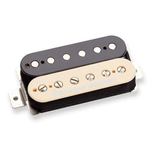 Seymour Duncan Pearly Gates Bridge Zebra SH-PG1B Guitar Pickup