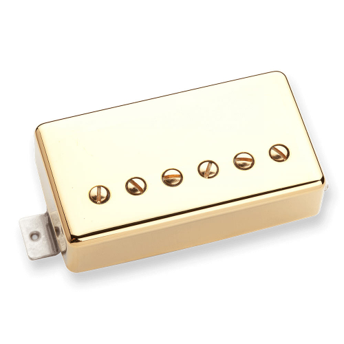 Seymour Duncan Pearly Gates Trembucker Gold Cover TB-PG1 Guitar Pickup