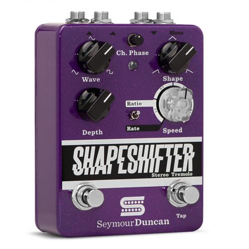 Seymour Duncan Shape Shifter Stereo Tremolo Pedaali