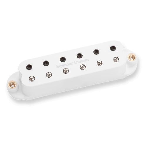 Seymour Duncan Lil Screamin Demon Bridge White SLSD-1B Guitar Pickup