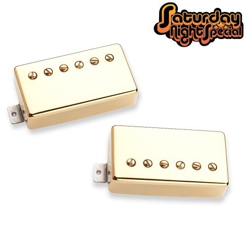 Seymour Duncan Saturday Night Special Set Gold Pickups