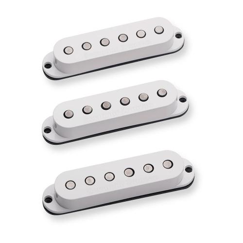 Seymour Duncan Custom Flat Strat Set SSL-6 Guitar Pickups